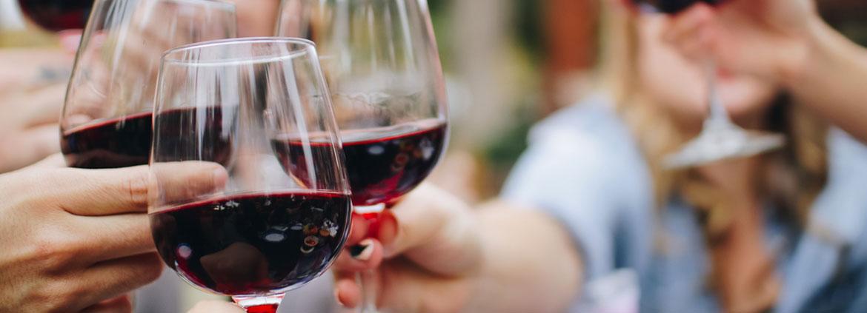 Κρασί για Κέρασμα-Ποτήρι