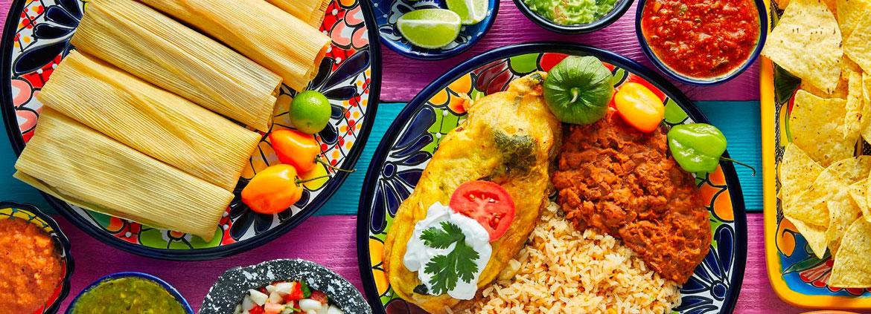 Για Μεξικάνικη Κουζίνα