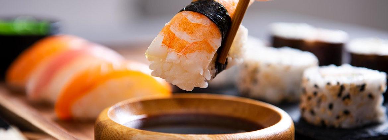 Για Iαπωνέζικη Κουζίνα (Sushi)