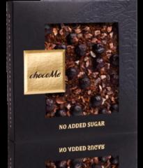Σοκολάτα ChocoMe Cofee No Sugar 50gr
