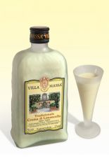 Limoncello Cream Villa Massa