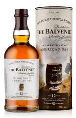 The Balvenie ''The Sweet Toast of American Oak'' - 12 YO
