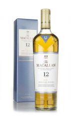 Macallan 12 Triple Cask