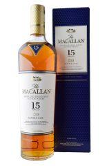 Macallan 15 Double Cask