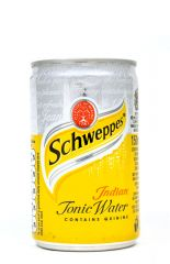 Schweppes Tonic Water 4x6x0.33L Can