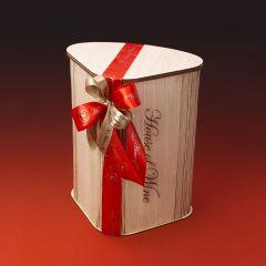 Wooden Box 3 φιαλών