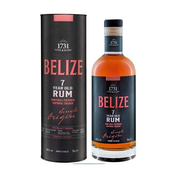1731 Belize 7 ετών