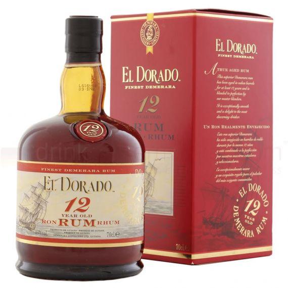 El Dorado 12 Years Old