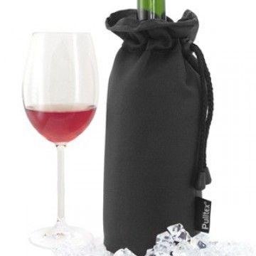 Παγοκύστη Σαμπάνιας & Κρασιού Μαύρη