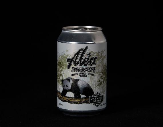 Alea Oatmeal Stout 0.33 (κουτί)