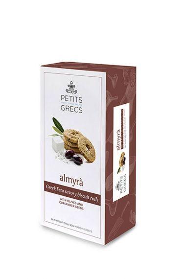 Almyra Feta & Olives 150gr