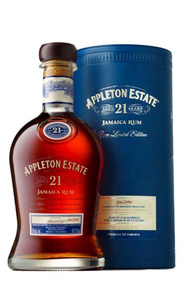 Appleton Estate 21 Years Old