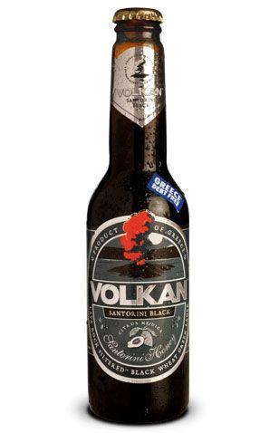 Volkan Black Wheat Lager 0.33lt