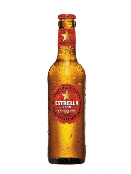 Estrella Damm Barcelona 0.33lt