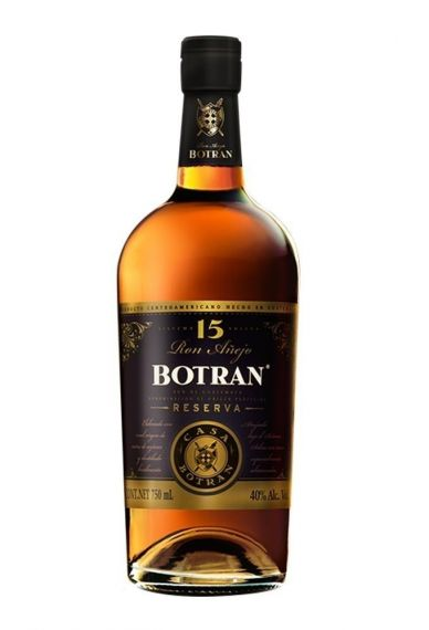 Botran Solera Reserva 15 Years