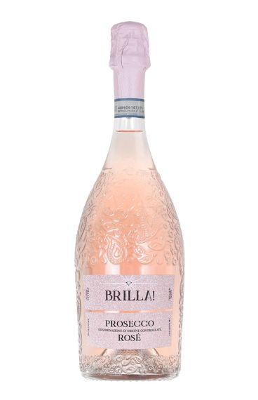Prosecco Brilla Rose