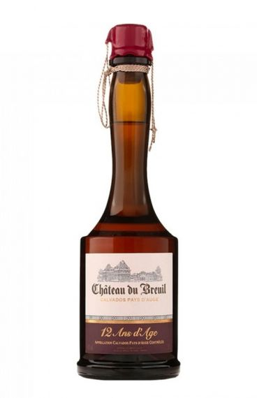 Calvados Chateau Du Breuil 12 Years Old