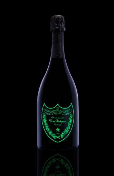 Dom Perignon Brut - Luminous Label
