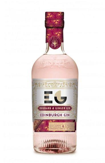 Edinburgh  Rhubarb & Ginger Gin
