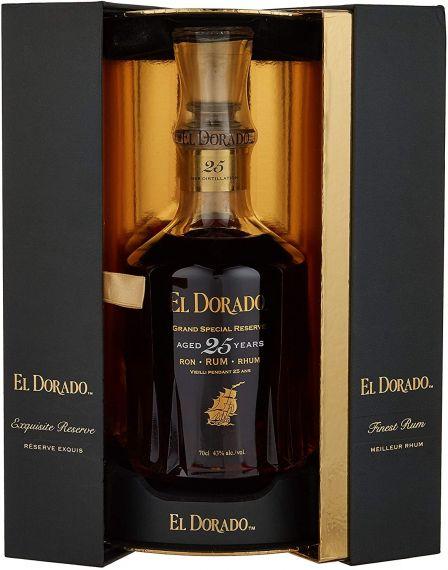 El Dorado 25 Years Old