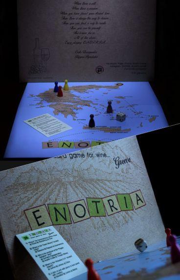 Επιτραπέζιο Παιχνίδι ENOTRIA