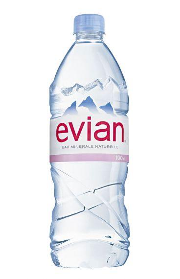 Evian Πλαστικό (6x1lt)