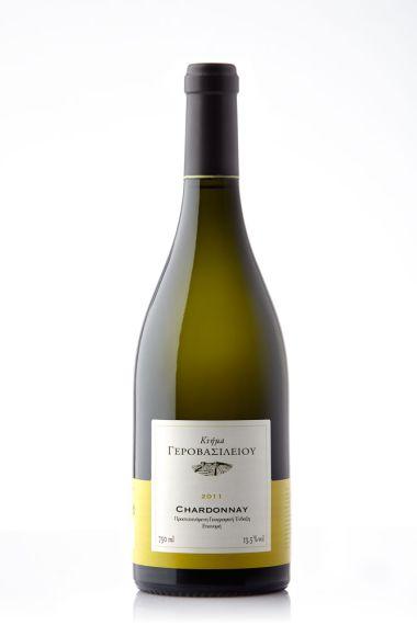 Κτήμα Γεροβασιλείου - Chardonnay