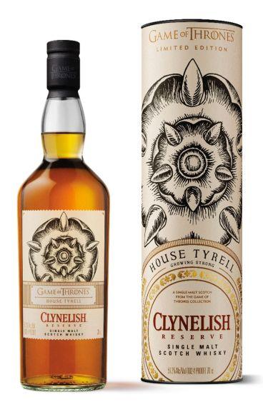 GOT Clynelish Reserve - House Tyrell