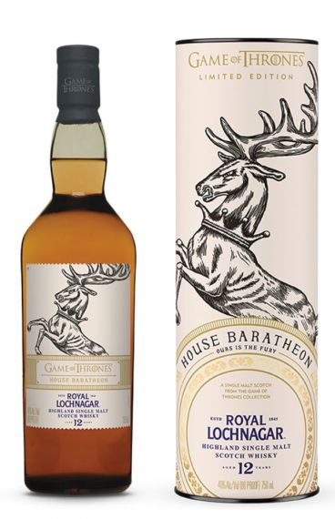 GOT  Royal Lochnagar 12 ετών - House Baratheon