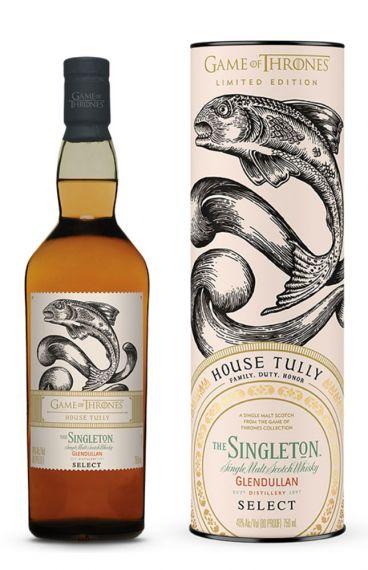 GOT Singleton of Glendullan Select - House Tully