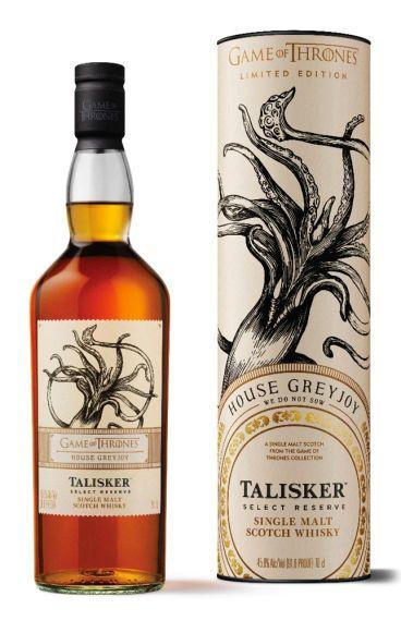 GOT Talisker Select Reserve - House Greyjoy