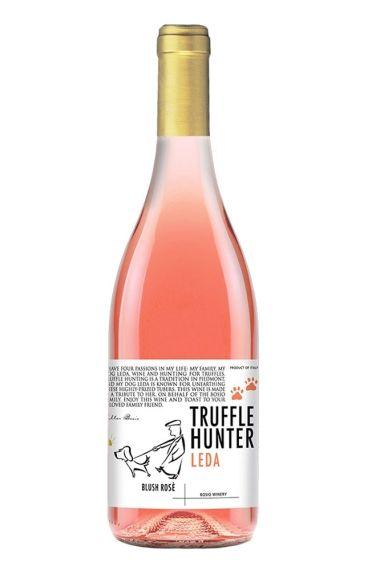 Leda 'Truffle Hunter' Blush Rose