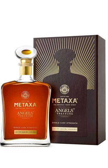METAXA Angels Treasure Cask Strength