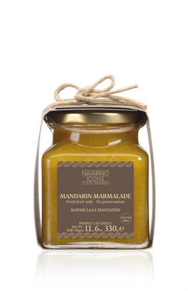 Μαρμελάδα Μανταρίνι 330gr