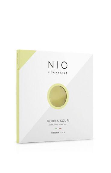 NIO Cocktails - Vodka Sour