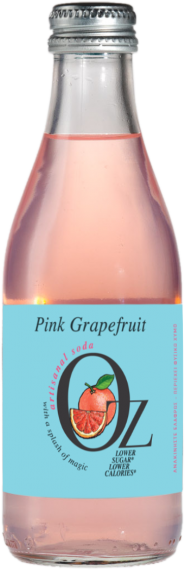 OZ Pink Grapefruit 250 ml