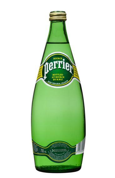 Perrier Ανθρακούχο Μεταλλικό Νερό (24x330ml)