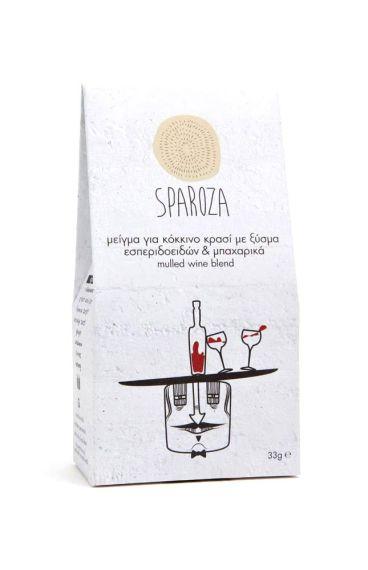 Sparoza για το κρασί 33g