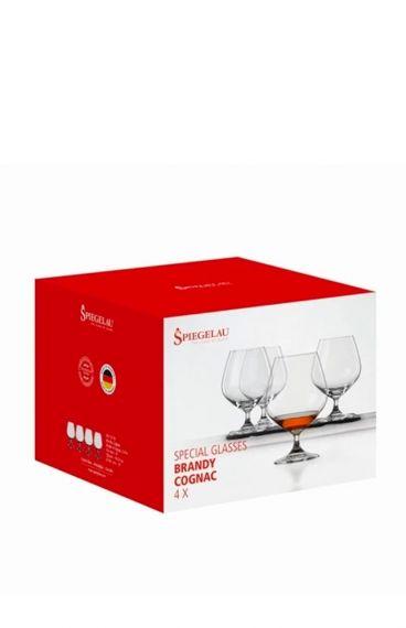 Σετ 4 ποτήρια Κονιάκ Vino Grande
