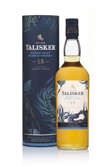 Talisker 15 ετών Special Release 2019