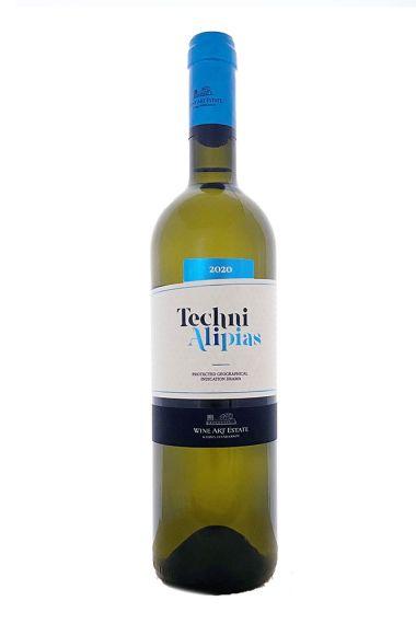 Techni Alypias - White