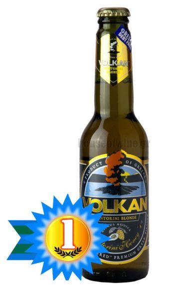 Volkan Blonde Pilsner 0.33lt