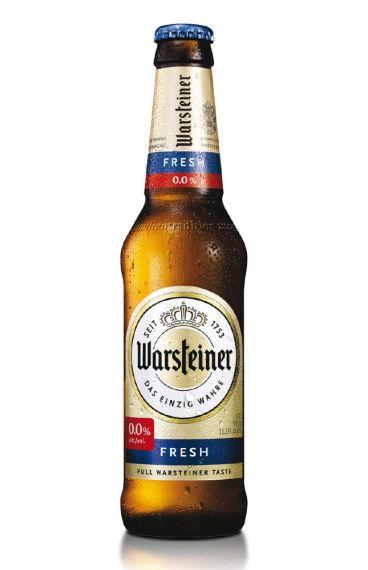 Warsteiner Fresh 0.33lt