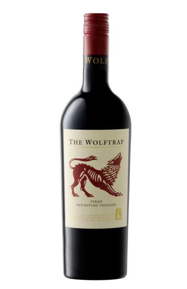 The Wolftrap - Ερυθρό