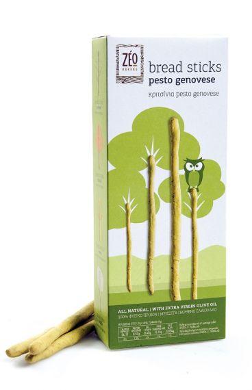 Κριτσίνια Pesto Genovese