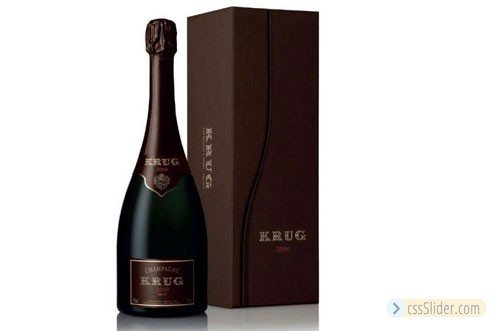 #9 Engraved Krug Brut David Sugar – $1,806