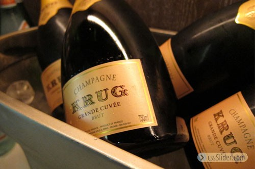 #7 Krug Private Cuvée – $1,989