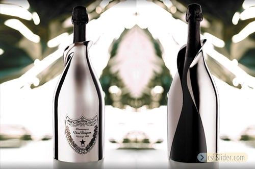 #5 Moët & Chandon Dom Perignon White Gold - $2,467