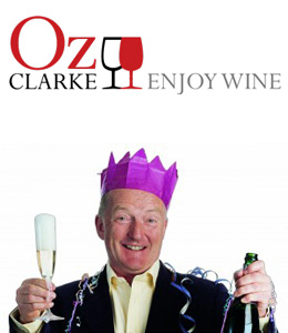 Oz Clarke.